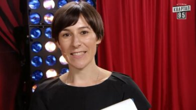 Учительница из Николаева выиграла 50 тысяч в шоу «Рассмеши комика»  (видео) | Корабелов.ИНФО