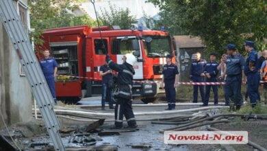 Скончался мужчина, пострадавший во время взрыва дома в Николаеве   Корабелов.ИНФО