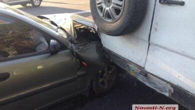 На проспекте Богоявленском столкнулись три автомобиля   Корабелов.ИНФО image 3