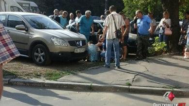 ДТП на проспекте Богоявленском закончилось стрельбой: один пострадавший - в реанимации, стрелявший скрылся | Корабелов.ИНФО image 1