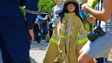 Первый заработок, масса эмоций... Дети от 2-х лет в Николаеве выбирали себе будущую работу на фестивале «Місто професій» | Корабелов.ИНФО image 1