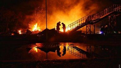 В Одессе из-за пожара в детском лагере погибли трое детей | Корабелов.ИНФО