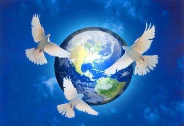 21 вересня відзачається Міжнародний день миру!