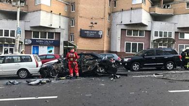 В центре Киева взорвался автомобиль: погиб экс-разведчик, которого называют «врагом Кадырова» | Корабелов.ИНФО image 3