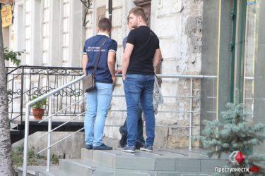 Обыски в офисах группы компаний «Прометей» проводят полицейские из Департамента защиты экономики   Корабелов.ИНФО image 5