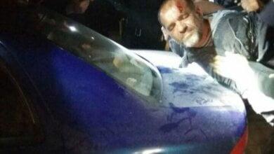 Патрульні затримали чоловiка, що вчинив стрілянину на проспектi Богоявленському та поранив людину | Корабелов.ИНФО