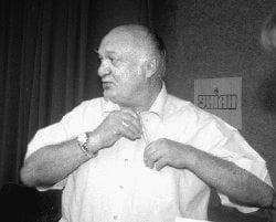 Виталий Мешин заслуживает улицу своего имени