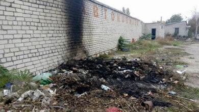 Вогнеборці загасили пожежу на території підприємства у Корабельному районі   Корабелов.ИНФО