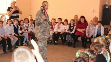 Маленькі школярі у Корабельному районі дізналися, що «козак» означає «вільна людина» | Корабелов.ИНФО image 7