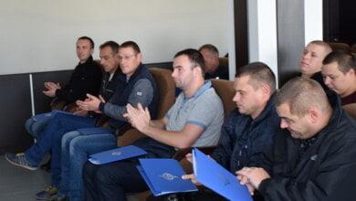 «Ника-Тера» поздравила своих работников и сотрудниц Корабельного военкомата с Днем защитника Украины | Корабелов.ИНФО image 4