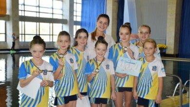 В «Водолее» состоялся Чемпионат Украины по синхронному плаванию – николаевские юниоры заняли общекомандное второе место | Корабелов.ИНФО image 7