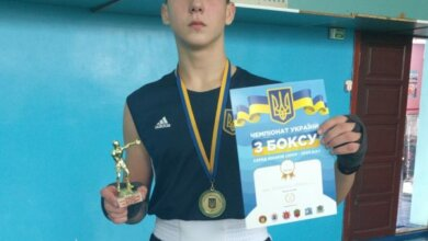 Школьник из Корабельного района Николаева завоевал титул Чемпиона Украины по боксу | Корабелов.ИНФО image 1