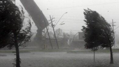 У вихідні в Миколаєві очікується значне погіршення погодних умов | Корабелов.ИНФО