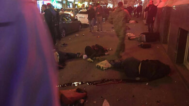 В Харькове Lexus вылетел на тротуар: погибло шесть человек, еще пятеро травмировано 18+ | Корабелов.ИНФО