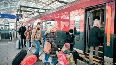 Безпересадковий поїзд Київ–Відень курсуватиме з 10 грудня | Корабелов.ИНФО