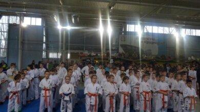 Photo of Более 300 спортсменов из разных регионов участвовали в чемпионате Николаевской области по Киокушинкай Каратэ