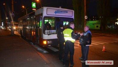 В Николаеве столкнулись автобус маршрута №83 и микроавтобус   Корабелов.ИНФО image 2