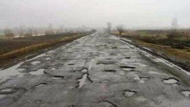 Галицыновский сельсовет вместо ремонта выделил 100 тыс. грн. «на обследование» разбитой дороги | Корабелов.ИНФО