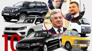 «Мерсы» S-класса, электромобили и грузовики: ТОП-10 самых дорогих автопарков николаевских «слуг народа» | Корабелов.ИНФО