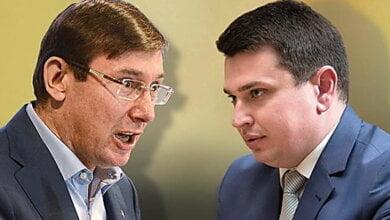 НАБУ завела дело на Луценко по делу о незаконном обогащении, а в ГПУ в ответ завели дело на Сытника   Корабелов.ИНФО