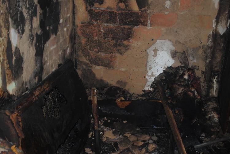 Photo of Неосторожно покурил: николаевец погиб при пожаре в собственной квартире