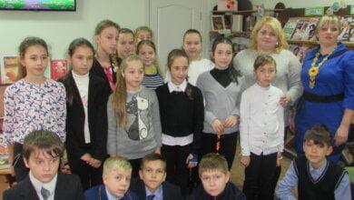 Медіа-урок, вікторина та навіть мультик чекали на школярів Корабельного району в дитячій бібліотеці | Корабелов.ИНФО image 1