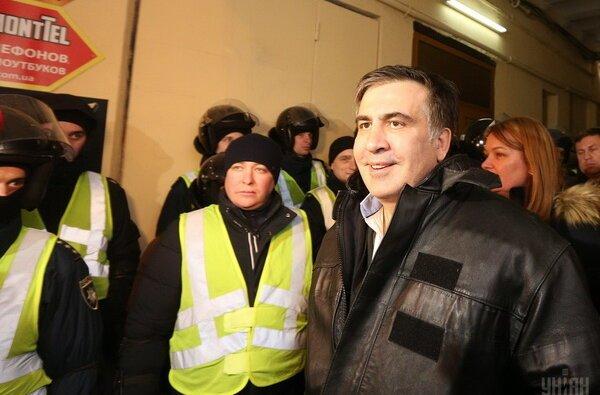 Суд отказал прокуратуре в аресте Михаила Саакашвили   Корабелов.ИНФО