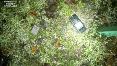 Напавши з електрошокером на жінку у Миколаєві, розбійник відібрав у неї сумку з телефонами | Корабелов.ИНФО