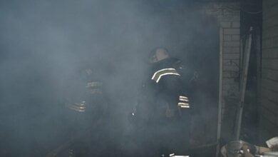 Девять пожарных тушили сауну в Корабельном районе   Корабелов.ИНФО