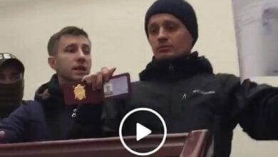 Михаила Саакашвили задерживал николаевский прокурор, уволенный с позором из-за дела Оксаны Макар | Корабелов.ИНФО