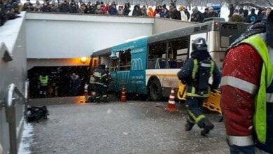 В Москве автобус въехал в толпу: пять погибших. ВИДЕО   Корабелов.ИНФО image 1