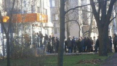 Очереди из сотни человек в Корабельном районе: горожанам пришли новые платежки за газ | Корабелов.ИНФО