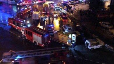 Взрыв бомбы в супермаркете Петербурга. Пострадало 10 человек | Корабелов.ИНФО