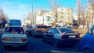 За три дня до Нового года Николаев застыл в автомобильных пробках   Корабелов.ИНФО