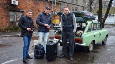 Трое друзей из Николаева отправились в Африку на «убитом Москвиче» | Корабелов.ИНФО