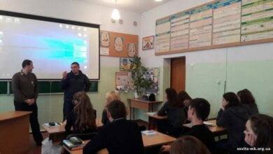Під час зустрічі з доктором історичних наук школярі дізналися цікаві факти з історії Корабельного району | Корабелов.ИНФО image 2