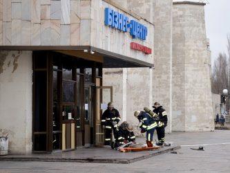 """""""На сцені виникла пожежа, загрожуючи глядачам..."""" - відбулися навчання на базі колишнього Будинку Культури Металургів   Корабелов.ИНФО image 10"""