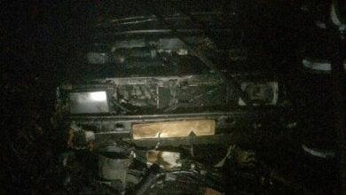 """У Миколаєві згорів гараж з автомобілем """"NISSAN""""   Корабелов.ИНФО image 2"""