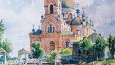 Немецкий художник в 1941 году нарисовал Богоявленскую церковь | Корабелов.ИНФО image 3