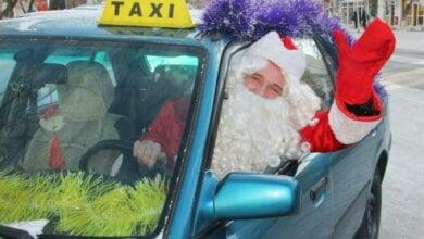 В праздничный день 1 января цены на такси в Николаеве «взлетели» в 2 раза | Корабелов.ИНФО image 1