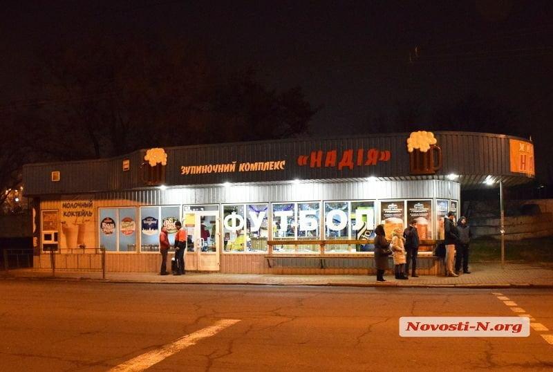 Photo of Стрельба в Николаеве: две компании повздорили в кафе из-за «сепара» (Видео)