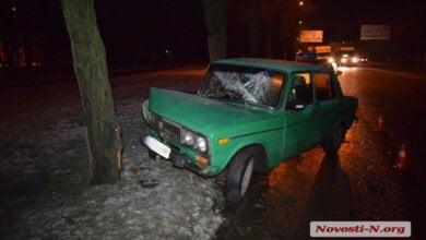 Пьяный водитель на «Жигулях» врезался в дерево на проспекте Богоявленском | Корабелов.ИНФО