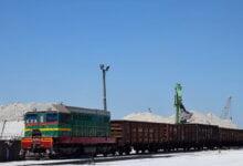 Photo of Порт «Ника-Тера» расширил свой парк тепловозов