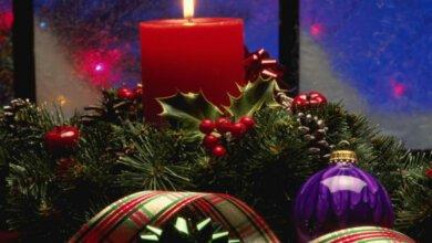 """""""Притягує у дім тепло і багатство""""... Запалюючи у Різдвяний Святвечір свічки, обов`язково подбайте про безпеку   Корабелов.ИНФО image 2"""