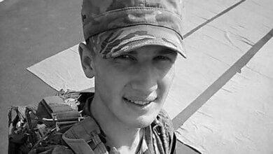 Погибший 30 января 2018 года в зоне АТО воин - 22-летний морпех Артем Скупейко, который служил в Николаеве | Корабелов.ИНФО