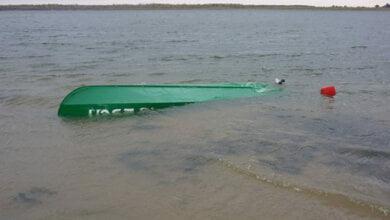 Загинули дві дівчини при спробі перепливти Південний Буг на човні   Корабелов.ИНФО