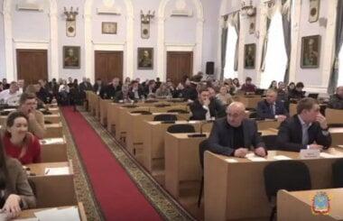 Сессия горсовета 18 января: николаевские депутаты не сняли вето Казаковой и не выделили землю под стоянку АМПУ