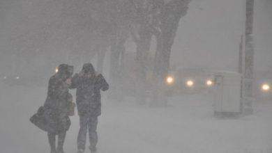 Photo of Суттєве погіршення погодних умов прогнозується з 23 лютого на Миколаївщині