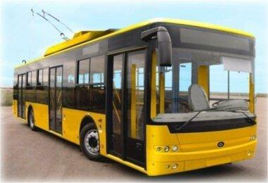 Тролейбус – место занято