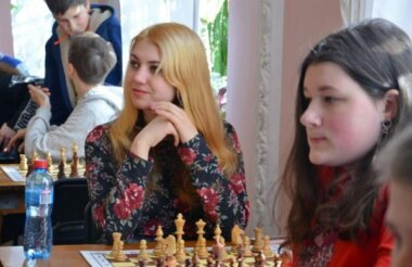 21 февраля в Николаеве стартовал Всеукраинский чемпионат по шахматам